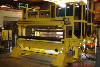 High Speed Cut to Length Machines